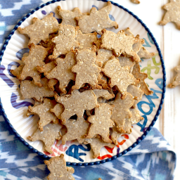 Snickerdoodles: An Easy Dog Biscuit Recipe