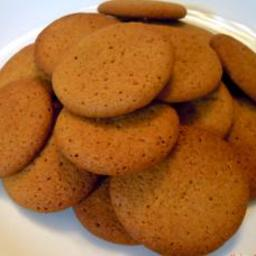 Grammie Clarke's Soft Molasses Cookies