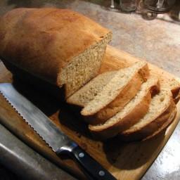 Sorghum Yeast Bread
