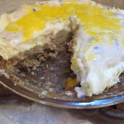 Souper Meat 'N Potatoes Pie