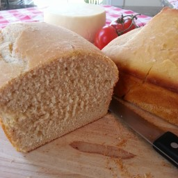 Sourdough and Whey Bread