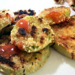 South Dakota Fried Green Tomatoes
