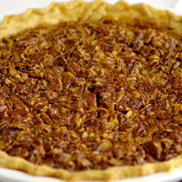 Recipes Course Desserts Pies Southern Pecan Pie