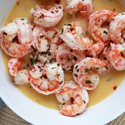 Southern Shrimp Scampi