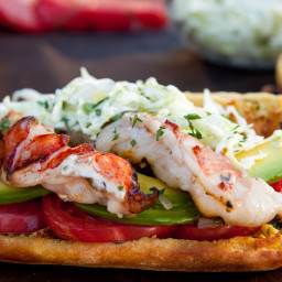 Southwest Lobster Roll