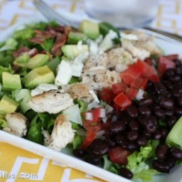 Our Best Bites Southwestern Cobb Salad