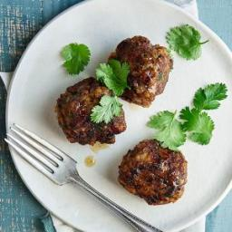 Southwestern-Style Meatballs