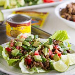 Southwestern Lettuce Wrap Recipe