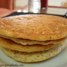 Soybean Dosa Recipe with Flaxseed