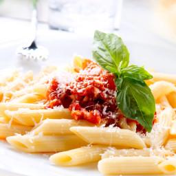 Spagetti Sauce - Bulgar (Vegan)
