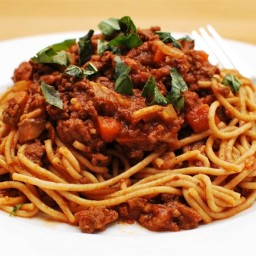 Spaghetti Sauce - SLOW Cooked