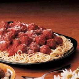 Spaghetti 'n' Meatballs Recipe