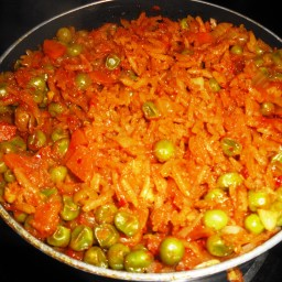 Spanish Rice (Vegan)