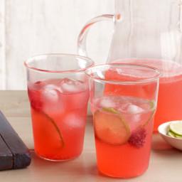 Sparkling Raspberry Limeade