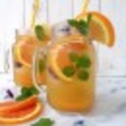Sparkling Orange Lemonade Recipe