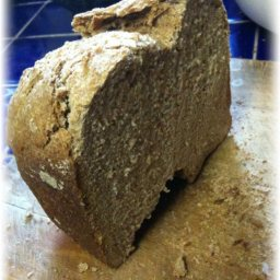 Spelt Bread Using Bread Machine
