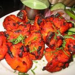 SpiceAndSplendour: Tandoor Chicken