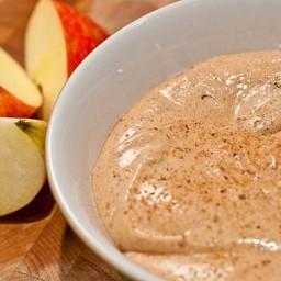 Spiced Caramel Apple Dip