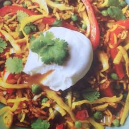 Spiced Nasi Goreng