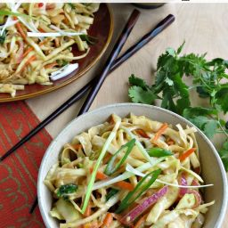 Spicy Asian Coleslaw Recipe