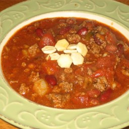 Spicy Chili with Beans