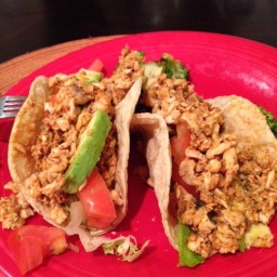 Spicy Fish Tacos (Tilapia)
