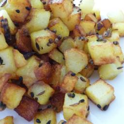 Spicy Indian Potatoes