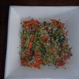 Spicy Rainforest Salad