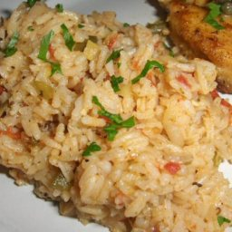 Spicy Red Rice