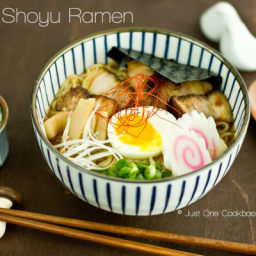Spicy Shoyu Ramen