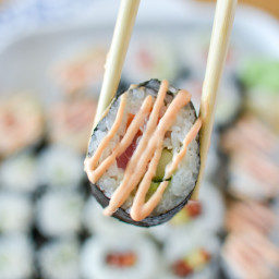 Spicy Sushi Sauce
