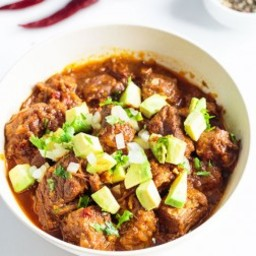 Spicy Texas Chili