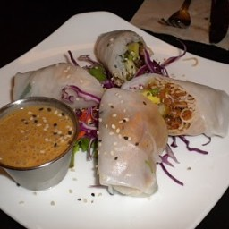 Spicy Thai Dipping Sauce (candle cafe)