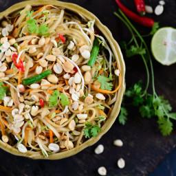 Spicy Thai Green Papaya Salad