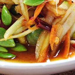 Spicy Thai-Style Veggies