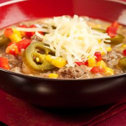Spicy Turkey-Bean Chili