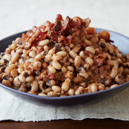 Spicy Black-Eyed Peas