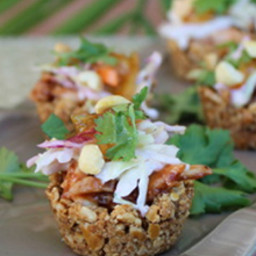 Spicy Orange Hoisin Pretzel Crisps® Cups