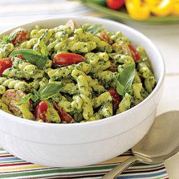 Spinach and Basil Pesto