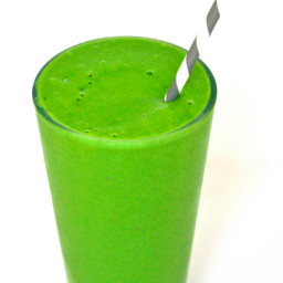 Spinach & Mango Smoothie