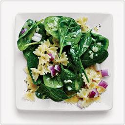 Spinach-Pasta Salad