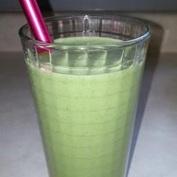 Spinach  Protien Shake