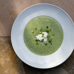 Spinach Vichyssoise