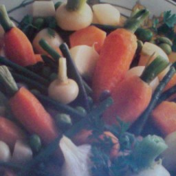 Spring Vegetable Stew