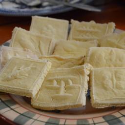 Springerle (Molded Christmas Cookies)
