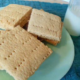 Sprouted Graham Crackers