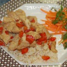 Sri Lanka Kukul Mas Chicken Curry