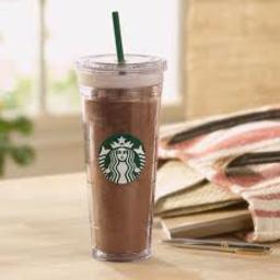 Starbucks Grande Iced Peppermint Mocha