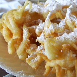 State Fair Funnel Cakes