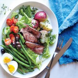 Steak Salad Niçoise